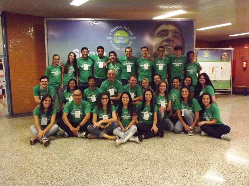 GPAQ, comissão organizadora da 9ª Edição do Congresso Brasileiro de Atividade Física e Saúde (IX CBAFS)