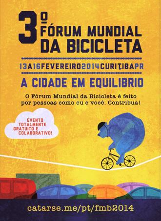 Rodrigo Siqueira Reis participou do III Fórum Mundial da Bicicleta – A cidade em equilíbrio