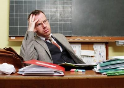 Estresse e Saúde do Professor