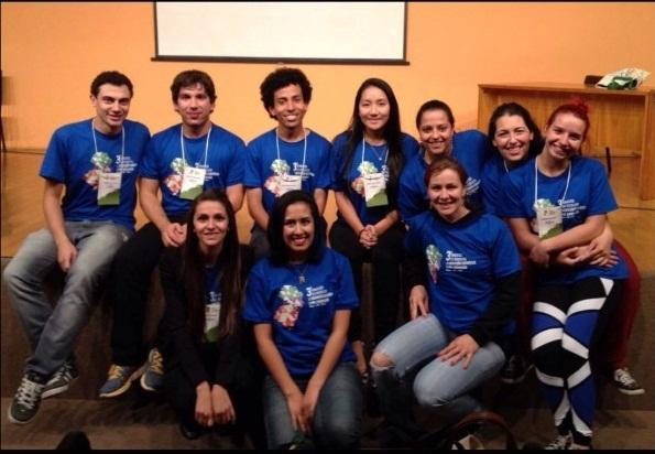 Participação do GPAQ no XXII Seminário de Iniciação Científica e Tecnológica