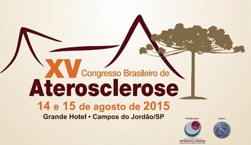 Participação no Congresso Brasileiro de Aterosclerose