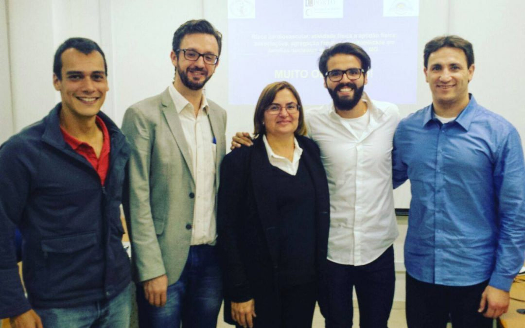 Prof. Dr. Rogério Fermino do GPAQ participa de banca de doutorado na Escola de Educação Física e Esporte da Universidade de São Paulo (EEFE-USP)