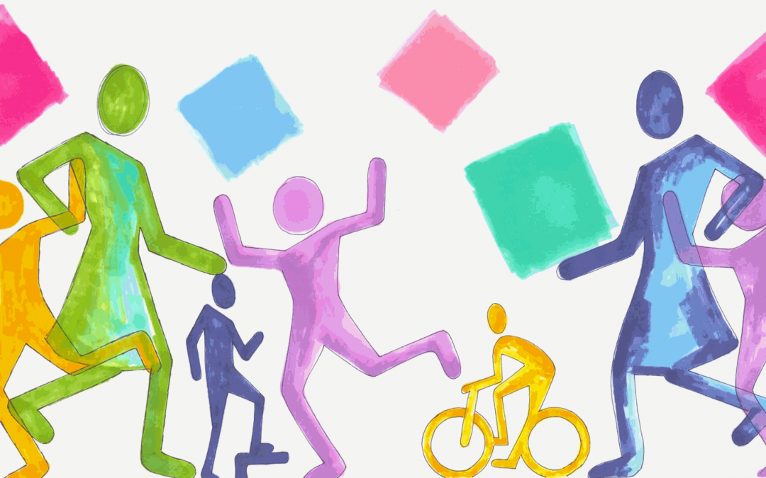 Promoção de atividade física em espaços públicos