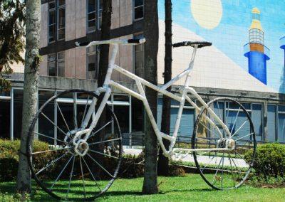 Barreiras para uso de bicicleta