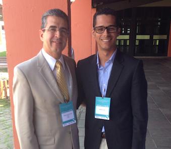Professor do GPAQ participa de Congresso Franco-Brasileiro em Curitiba.