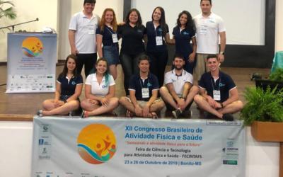 XII Congresso Brasileiro de Atividade Física e Saúde 2019