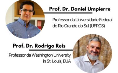 Podcast: The Open Talk, com o Prof. Dr. Rodrigo Siqueira Reis e Prof. Dr. Daniel Umpierre