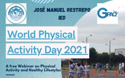 Webinar: Dia Mundial da Atividade Física